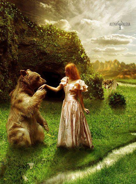 Картинки зверей м природы для фотошопа