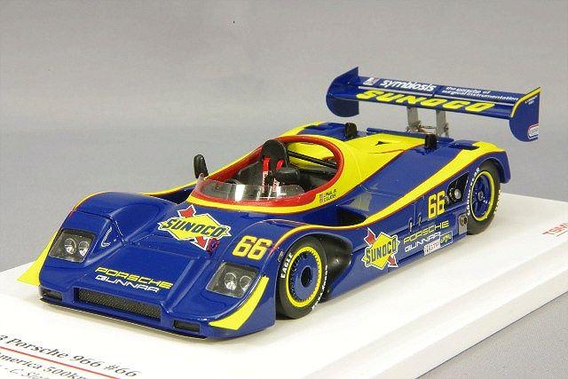 1993 Porsche 966 #66 Road America 500KM - J. Paul Jr / C. Slater, Suno