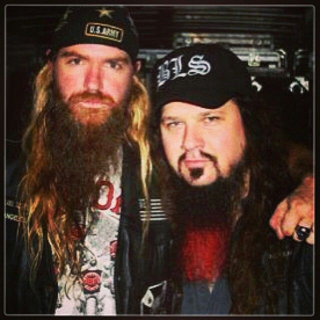 zakk wylde and dimebag darrell relationship