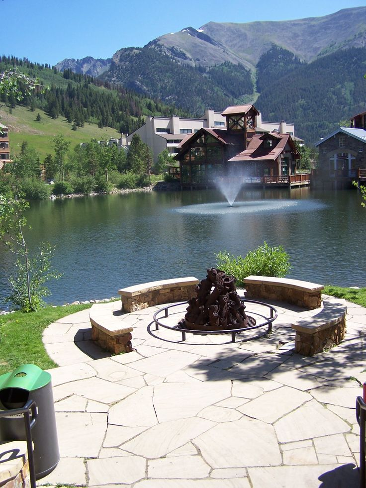 Copper Mt. Resort in Copper Mountain, Colorado. This is where you will be practicing Yoga with your favorite teachers at Wanderlust this summer, get your tickets now!