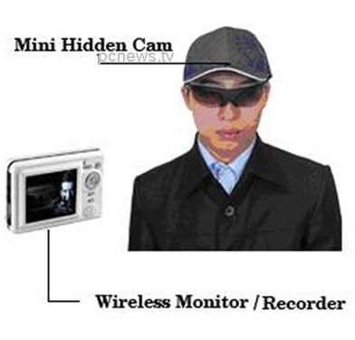 Smallest Wireless Spy Camera - WHAT IS THE BEST HIDDEN CAMERA FOR YOUR HOME OR BUSINESS? CLICK HERE TO FIND OUT... http://www.spygearco.com/spy-cameras-with-audio.php