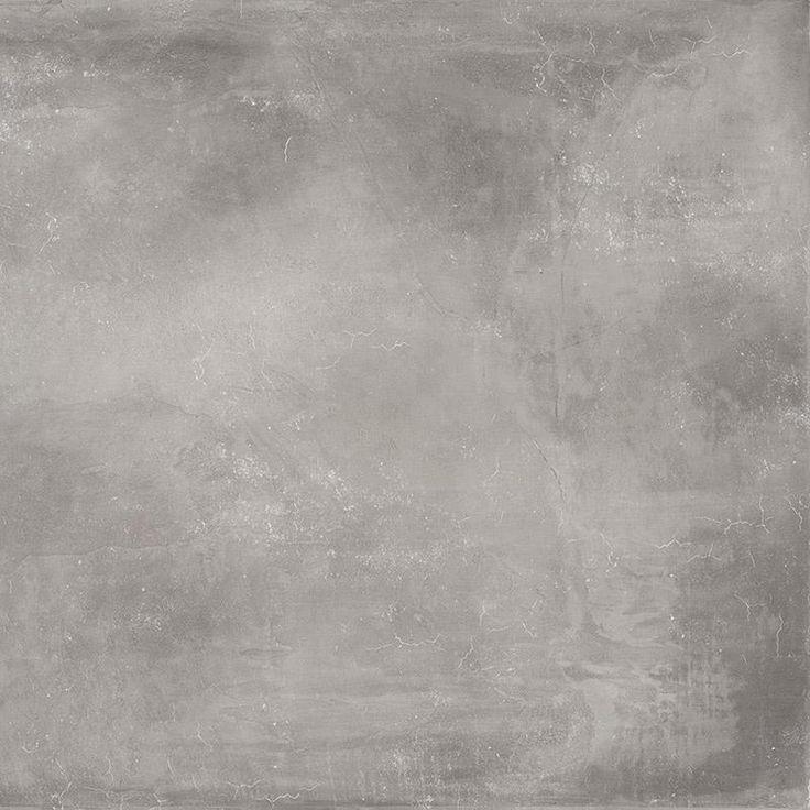 80x80 vloertegels betonlook grijs. Italiaanse keramisch vloer- en wandtegels met onderling verschil in structuur. Te plaatsen als vloer- en wandtegel