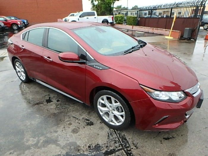 eBay: 2016 Chevrolet Volt Premier 2016 Chevrolet Volt Premier Salvage Wrecked Repairable! Priced To Sell! L@@K!! #carparts #carrepair