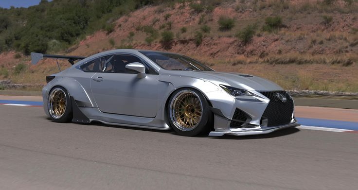 The Rocket Bunny bolt-on bodykit is probably the most radical one to apply to…