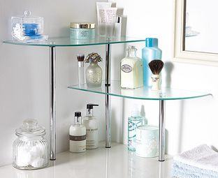1000 ideas about glass corner shelves on pinterest for Vaporella mediashopping