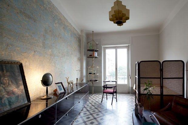 Pietro Russo's residence (Foto: Filippo Bamberghi)