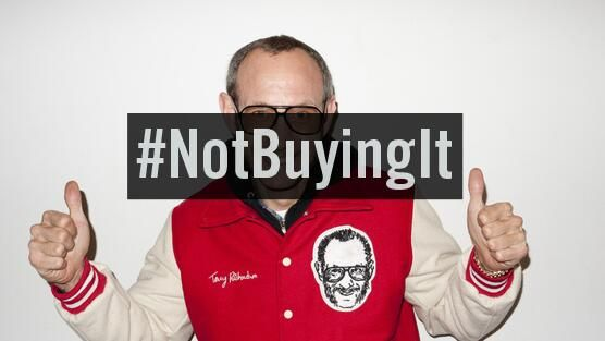 Why is anyone still working with this man? http://therepresentationproject.org/stop-terry-richardson/ … #NotBuyingIt #TerryRichardson