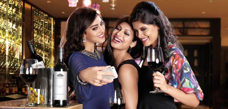 Big Banyan Premium Wines - #Unbottle good times with besties!