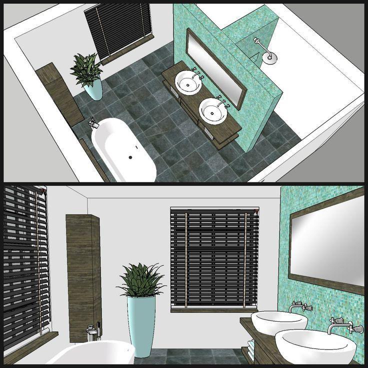 Badezimmer auf dem Dachboden – Google-Suche #badezimmer #bathroomdesignideas #dachboden #google #suche – natascha sours