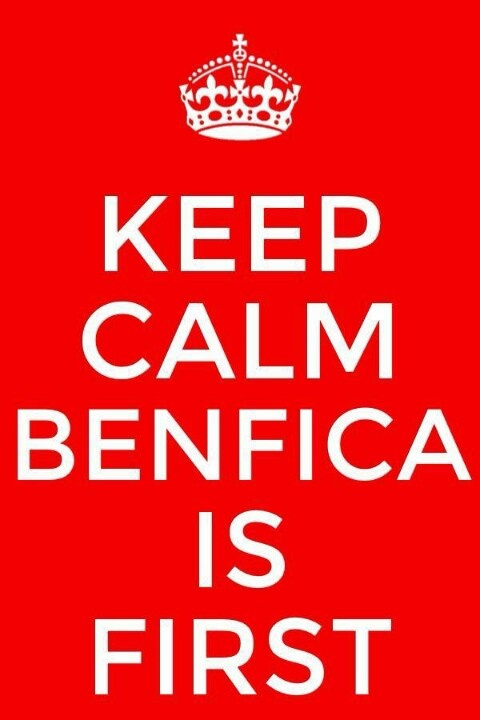 Benfica is first