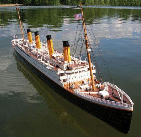 RC Titanic