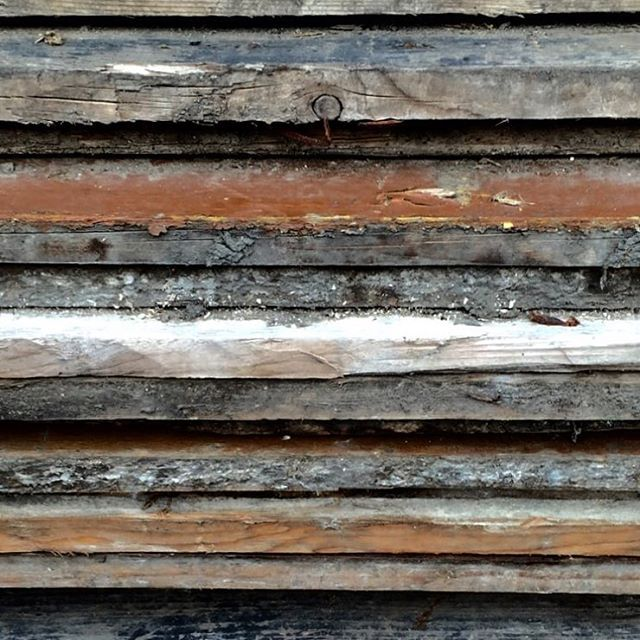 raw material, madame patina a new collection wood walls and floors