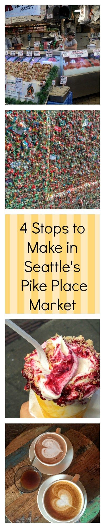 stops to make in Seattle's Pike Place Market