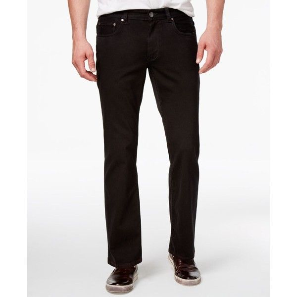 Tommy Bahama Men's Sand Drifter Authentic Black Wash Jeans ($128) ❤ liked on Polyvore featuring men's fashion, men's clothing, men's jeans, black, tommy bahama mens jeans, mens jeans and mens black acid wash jeans