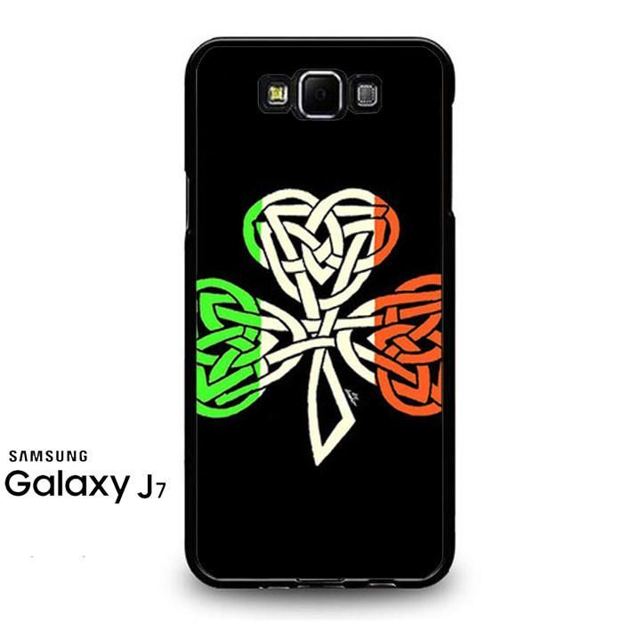 Irish Flag Celtic Shamrock Samsung Galaxy J7 Prime Case