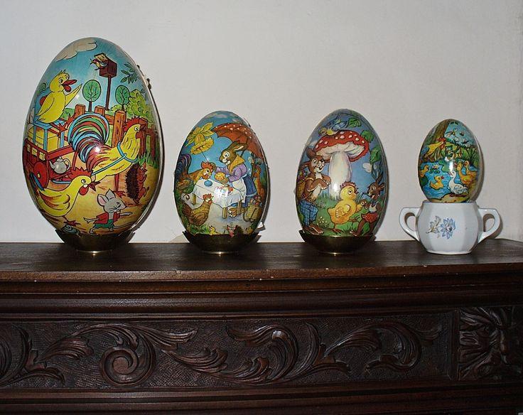 70's-80's eggs