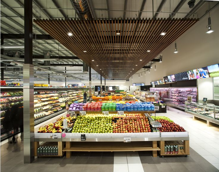 Best 25 supermarket design ideas on pinterest food for Retail store setup ideas