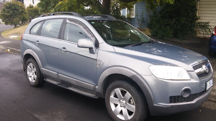Captiva 2010 CX URGENT SALE | Cars, Vans & Utes | Gumtree Australia Glenorchy Area - West Moonah | 1140833359