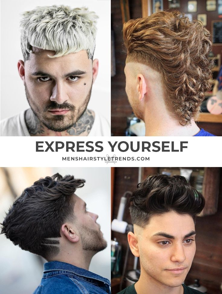 Remarkable Mens Hair Trends From Short To Long Hairstyles Mens Hair Trends Natural Hairstyles Runnerswayorg