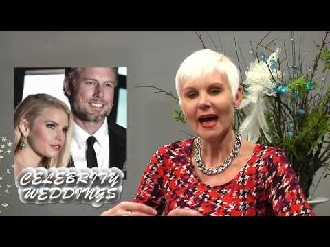 Celebrity weddings with Nickt Luis - The Jessica wedding