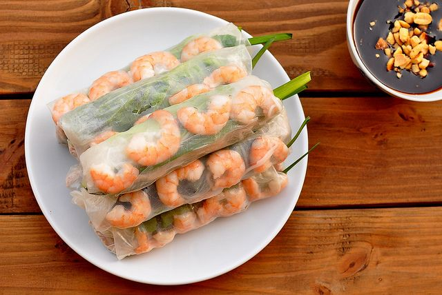 ... shrimp rolls with hoisin dipping sauce make your own gf hoisin sauce