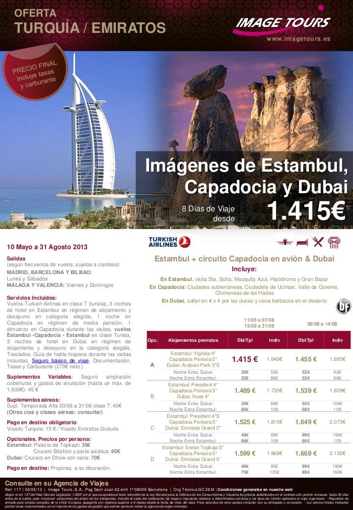 Imágenes de Estambul, Capadocia y DUBAI. Combinado 8 días con visitas, Mayo a Agosto desde 1.415€ - http://zocotours.com/imagenes-de-estambul-capadocia-y-dubai-combinado-8-dias-con-visitas-mayo-a-agosto-desde-1-415e/