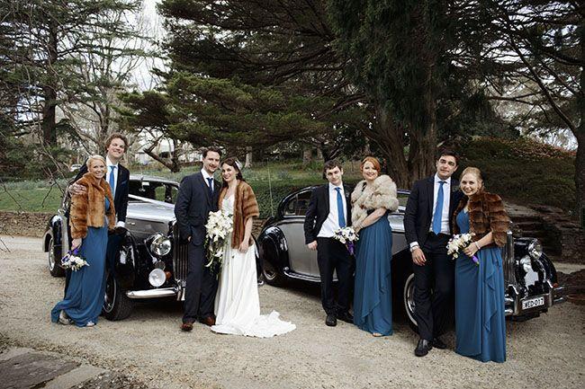 Vintage Glamour Wedding at The Carrington Hotel Katoomba