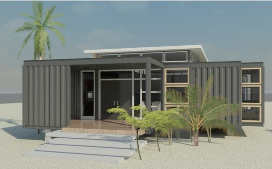 They can be designed to be off the grid, completely energy self sufficient.