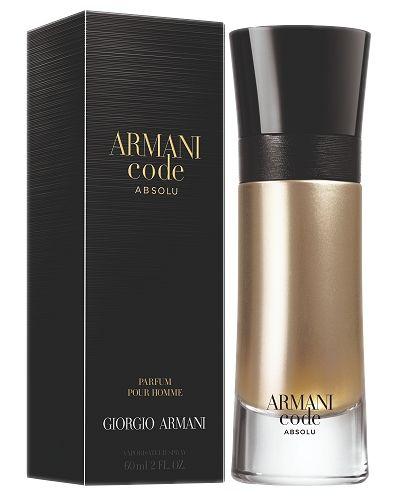 Armani Code Absolu In 2019 Fragrance Perfume News Perfumemaster
