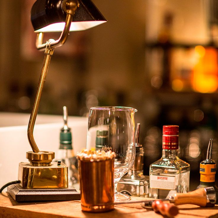 The secret bar