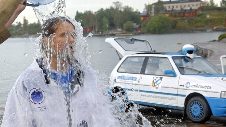 Muistatko Ice Bucket -haasteen? Sen avulla löydettiin ALSille altistava geeni