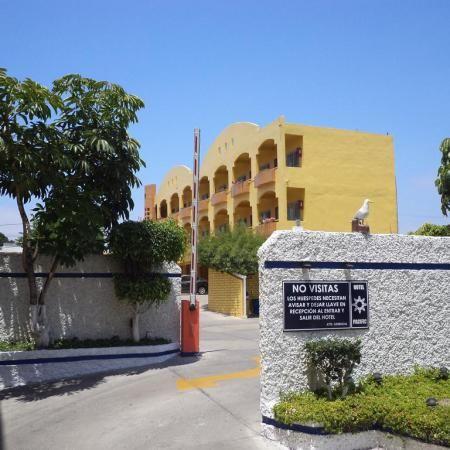 Hotel Pacific - Hotel 3 estrellas Tijuana Baja California