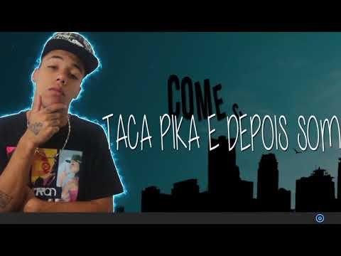 Letras: Taca Tcheca - MC GW e MC Luanzinho da VP (Lyric Vídeo)