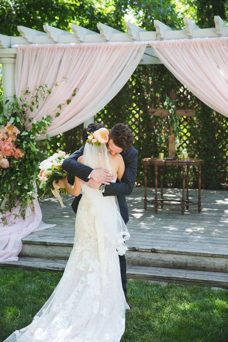Mike Lemon Casting: Makayla + Mike's French Garden Wedding
