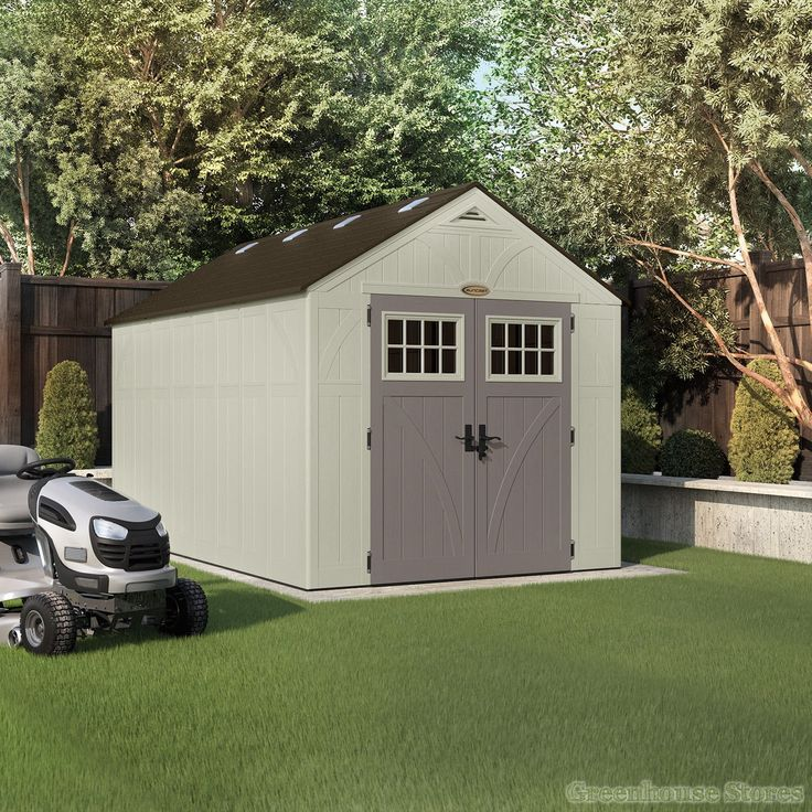 31 Best Suncast Plastic Garden Storage Sheds And Boxes