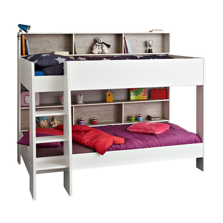 Parisot Taylor Bunk Bed – Next Day Delivery Parisot Taylor Bunk Bed from WorldStores: Everything For The Home