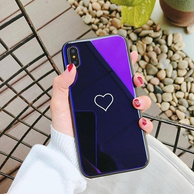 #Repost Auto Clicker Mac Loveheart Case iPhone cases for: iPhone X88776 6s 6 6…