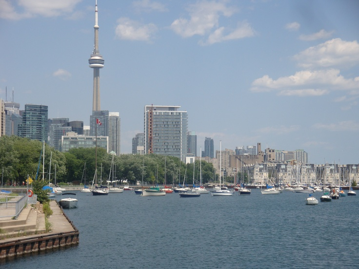 Lake Ontario - Toronto, Canada