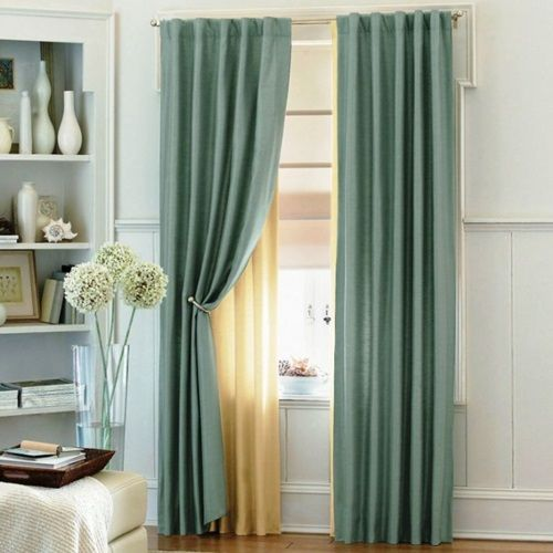 how to have unique curtain designs - Window Curtain Design Ideas