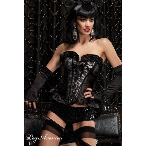 Burlesquerie : boutique lingerie burlesque et sextoys designs et chics. Lingerie sexy et glamour, Corsets burlesques de Leg Avenue et des sextoys tous les plaisirs (vibromasseurs, rabbits, boules de Geishas etc...) de la marque 50 Shades of Grey, Lelo etc