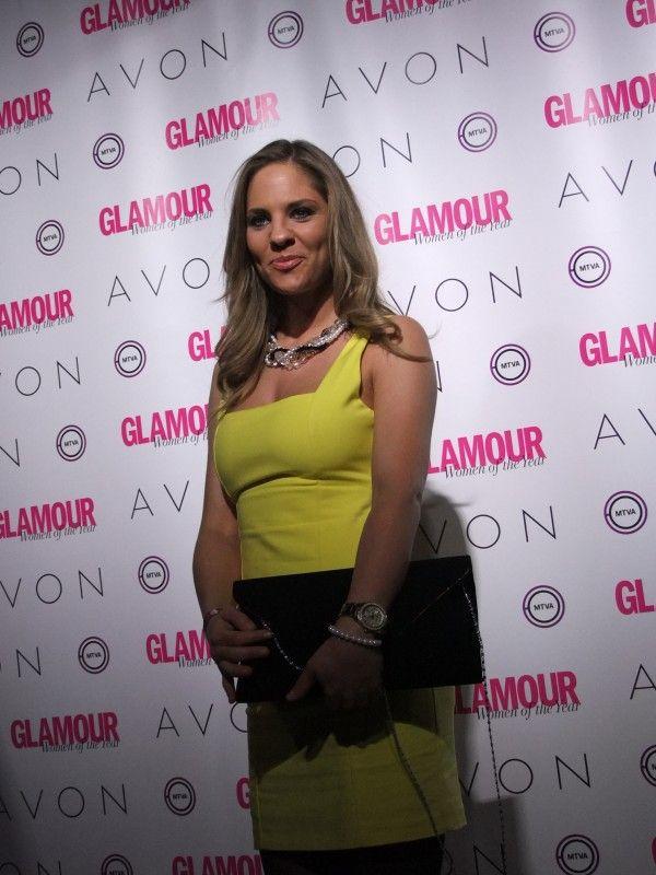Ada a Glamour gálán (Glamour Women of the Year 2014) Fotó: Vásárhelyi Dávid - Hír7