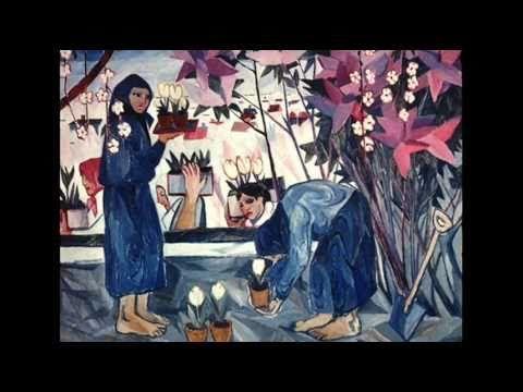 De Amazones van Der Blaue Reiter | Arte delle Donne