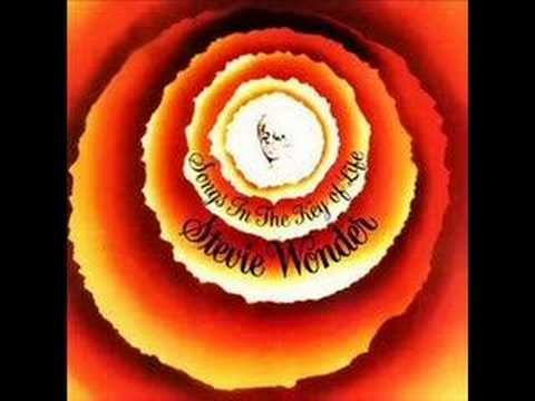 Stevie Wonder - I Wish (the original version) dirty bass-line