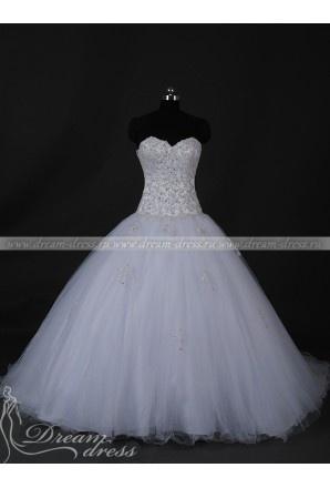 Свадебное платье Roksana - Недорогие свадебные платья. 8(911)910-49-79