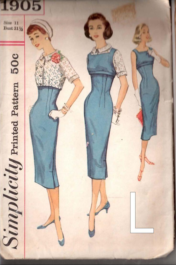 Choice Vintage Sewing Pattern