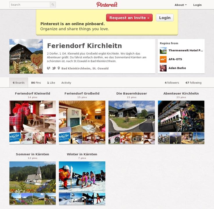 Feriendorf Kirchleitn 'http://pinterest.com/kirchleitn/'
