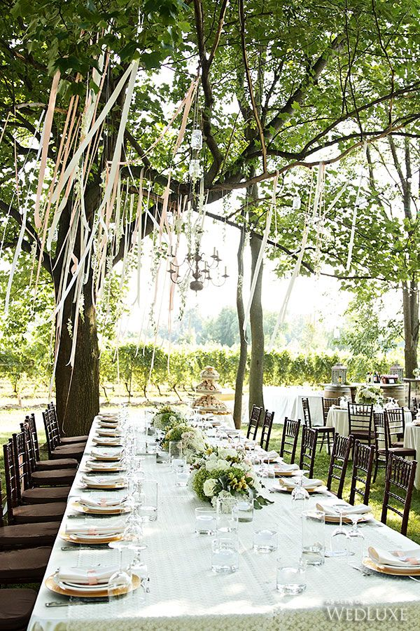 This charming Niagara-on-the-Lake wedding is bound to inspire! | Photography by: Face Photography