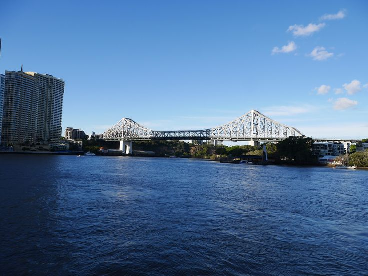 Story Bridge on the Brisbane River