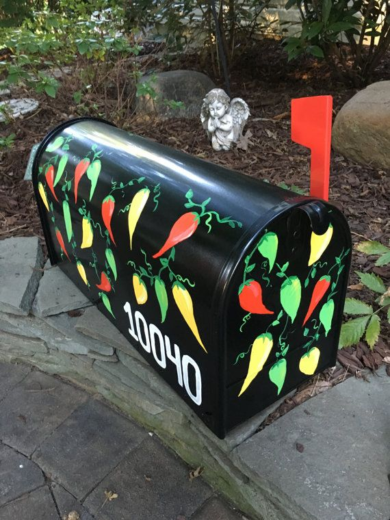 Best 25 custom mailboxes ideas on pinterest modern for Unique mailboxes to buy
