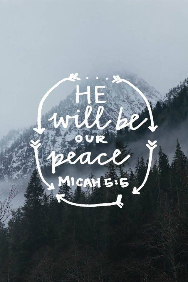 I love love love this ❤️ isn't it awesome to know that the Lord is with us and gives us peace when we need it most!